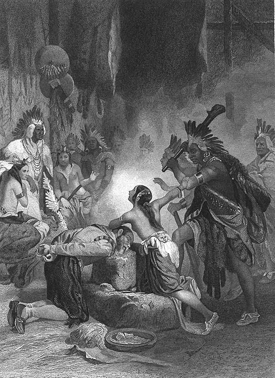 The Real Pocahontas And John Smith